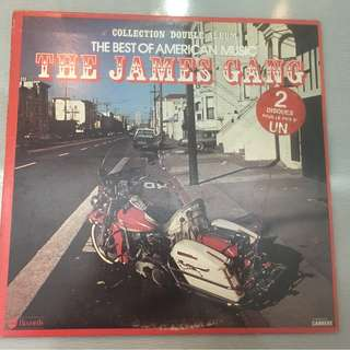 James Gang ‎– The Best Of American Music, 2x Vinyl LP, ABC Records ‎– ABCX-801-2, France