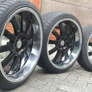 Velg hre bmw seri 5 ring 20