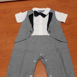 Jumpsuit Tuxedo