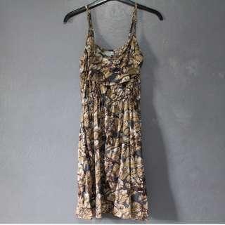 Vintage Boho Coachella Dress