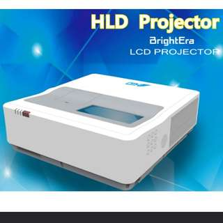 World Latest Projector Technology HLD