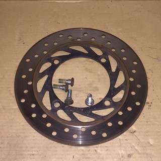 CB400SFverS | Brake Rotor | Rear