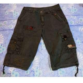 DSN Bang Wei 6 Pocket Cargo Shorts