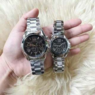 Authentic Michael Kors (bradshaw) Couple Watch