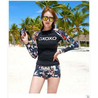 Swim Wear Rashguard