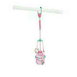 Jolly jumper pink taggles  up to 28 kg