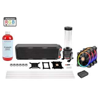 Thermaltake RL 360 Hard Tube Kit - RGB - CL-W129-CA12SW-A