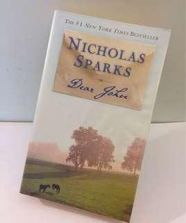 【Novel】Dear John - Nicholas Sparks