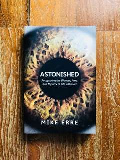 Astonished, mike erre