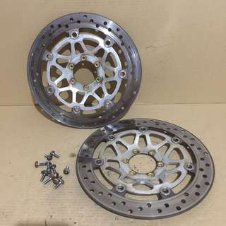 CB400SFverS | Brake Rotor | Front