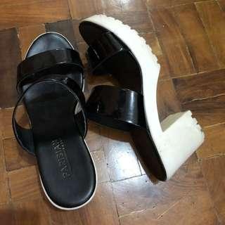 Parisian Chunky Heels