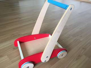 ELC walker trolley