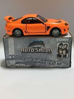 Tomica Auto Salon Supra