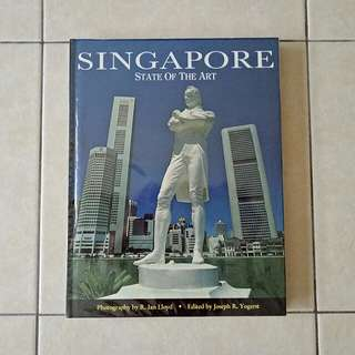 Hard cover Singapore stare of the art page 160 condition 9/10 yellowing