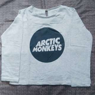 T-shirt 'arctic monkeys'