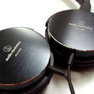 Brand New Audio Technica ATH-ES55