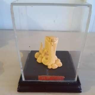12 Zodiac Golden Snake