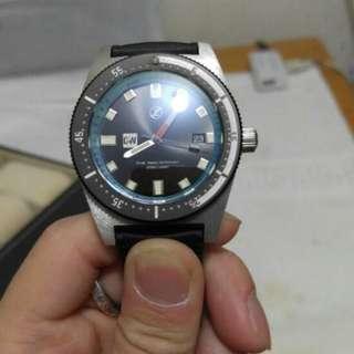 Zelos DMT 限量潛水錶