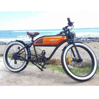 GREASER Electric Pushbikes by Michael Blast (On Sale)