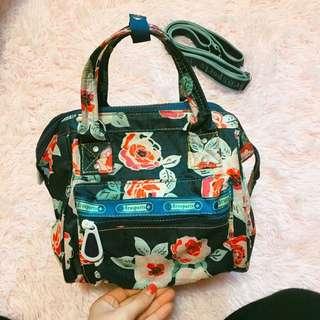 🚚 Brosports 防水 三用包 媽媽包 類anello包 側背包 後背包 手提包