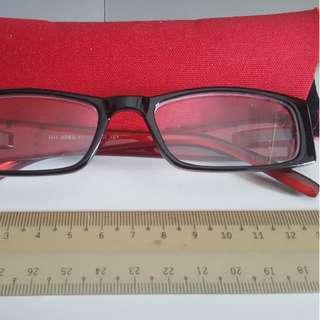 Reading Glasses +1.00 (FOC)