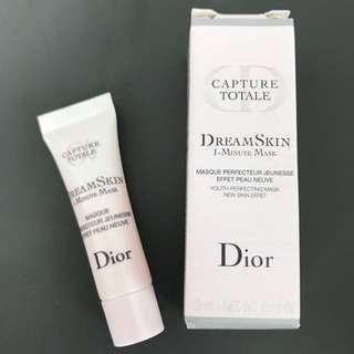 Dior Capture Totale Dream Skin 1 Min Mask