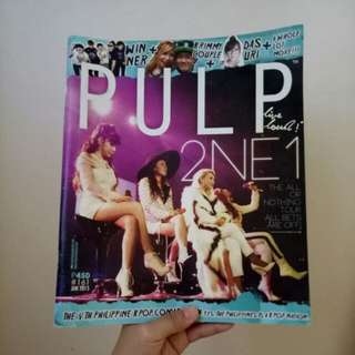 Pulp Magazine January 2015 Issue