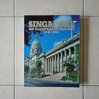 Soft cover Singapore an history 1941-1984 page 397 book condition 7/10