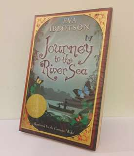 【Novel】Journey to the river sea - Eva Ibbotson