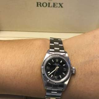 Rolex Original Automatic Ladies 67230