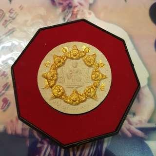 Thai Amulets Jatakam Aj Kp BE 2500
