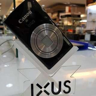 kamera Canon Ixus 185 cuma bayar 199ribu Cicilan pake KTP
