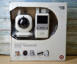 Wireless Baby Camera Monitor