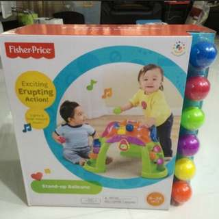⚡Sale⚡Fisher Price Stand-up Ballcano