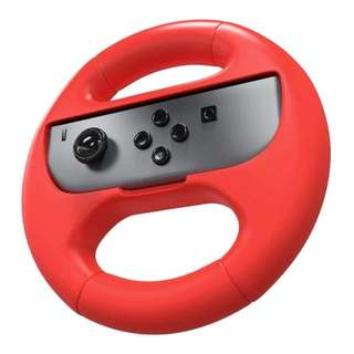 Nintendo Switch - remote steering wheel