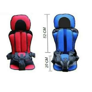 Portable baby carseat