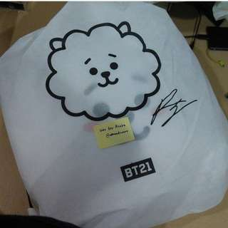 Official BT21 recommended seller
