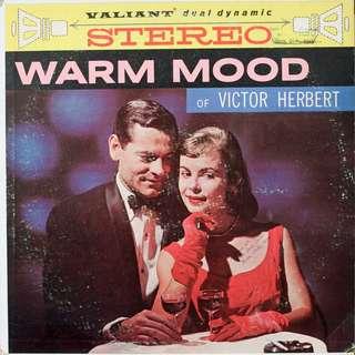 Victor Herbert, Vinyl LP, used, 12-inch original USA pressing