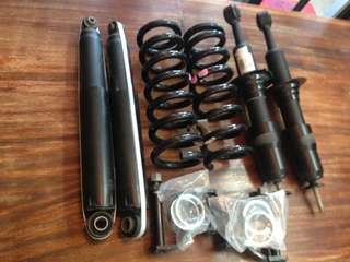 Ford Ranger Suspension & Coil Spring