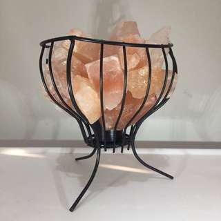 Iron Baskets Himalayan Lamps 3 Leg - 2