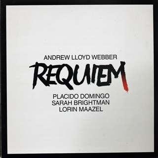Requiem, Vinyl LP, used, 12-inch original pressing