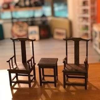 🚚 「早期 精美雕工太師椅」  早期 古董 復古 懷舊 稀少 有緣 大同寶寶 黑松