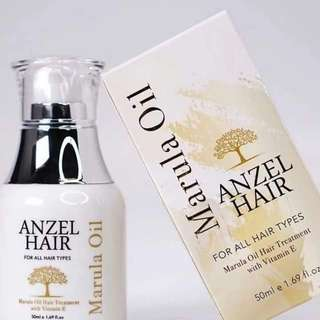 (PO) ANZEL HAIR MARULA OIL by ANZALNA