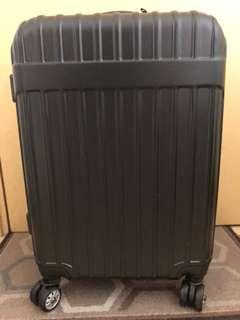 Hand carry size 只是在一次旅行時買嘢唔較大放,多少買一個行李箱放