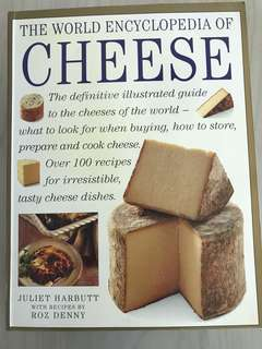 The World Encyclopedia of Cheese.