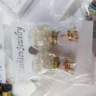 4 set earrings