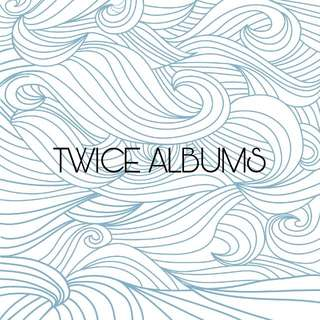 TWICE ALBUMS PREORDER