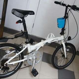 Foldable Bicycle, Bicycle, Not Brompton, Not Brompton Bike, Folding Bike, Folding Bicycle