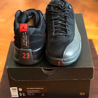 [$200] VNDS Jordan 12 Low US9