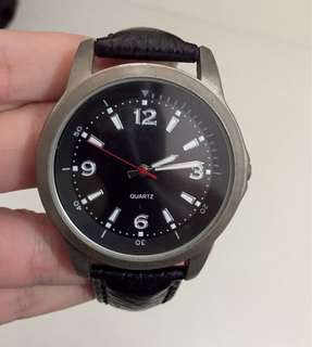 Itallian Buffalo Watch